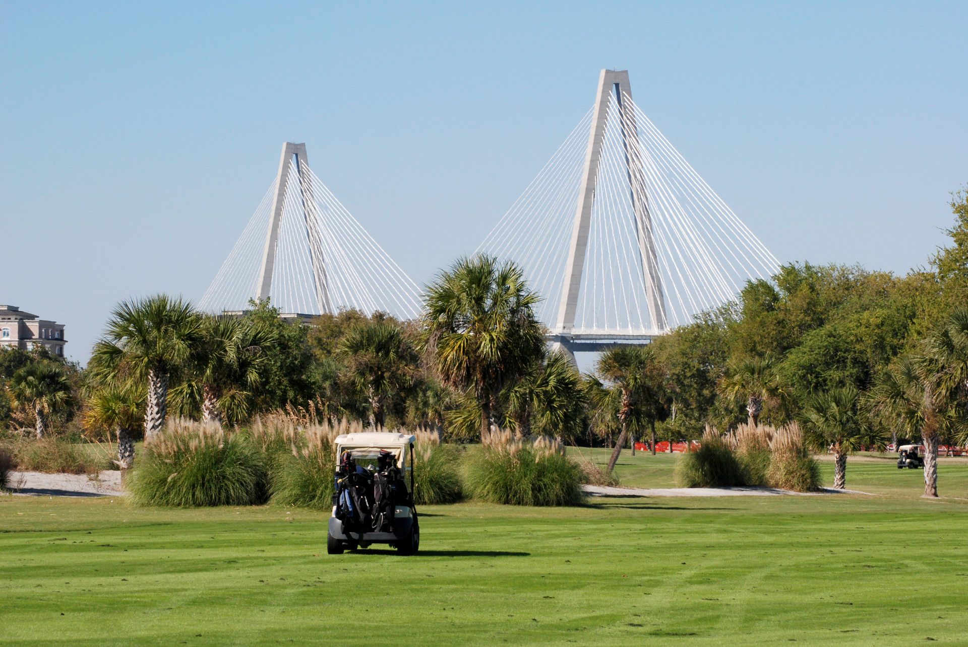Charleston Fine Homes Golf at the Ravenel